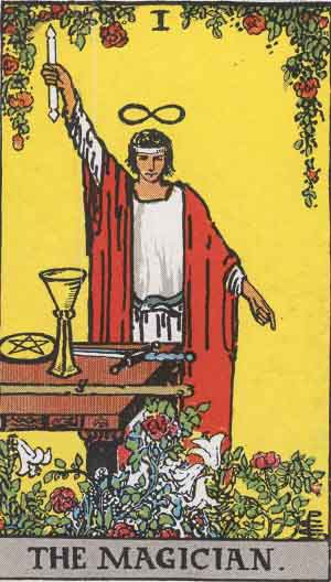 The Magician Tarot Card's True Meaning: Love, Relationships