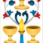 Three of Cups -- Tolita Carrera