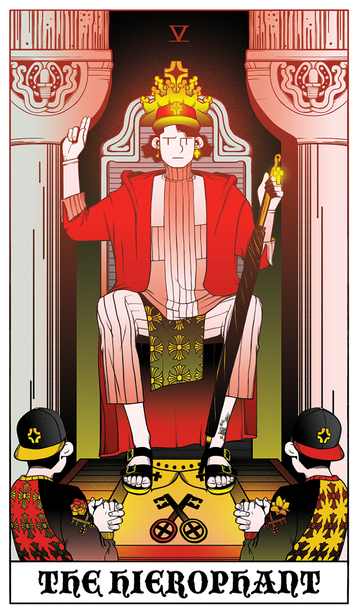 The Hierophant Tarot Card's True Meaning: Love