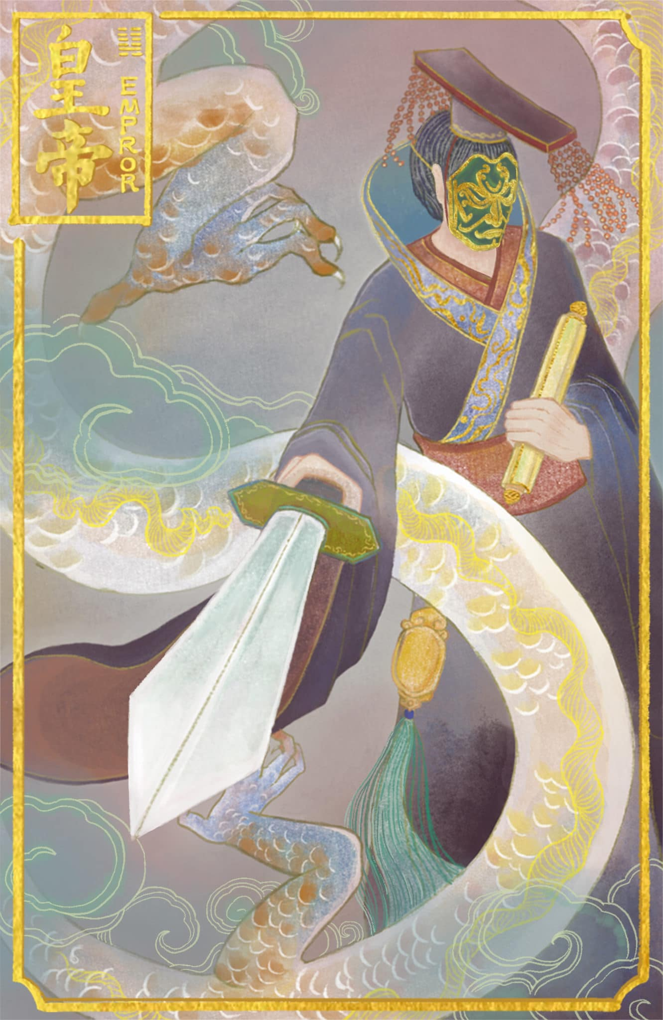 The Emperor Tarot Card's True Meaning: Love, Relationships