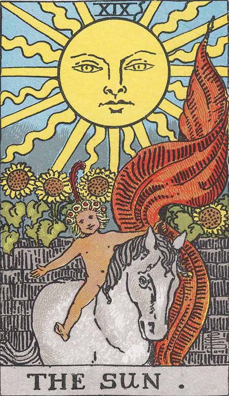 The Sun Tarot Card's True Meaning: Love, Relationships and More
