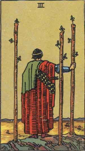 Image result for tarot rider waite wands