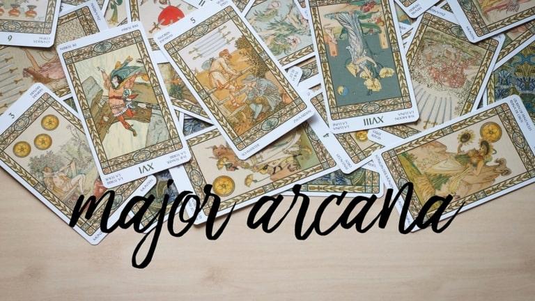 The Major Arcana Tarot Cards Explained: Meanings and