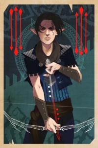 seven of swords -- janice singley