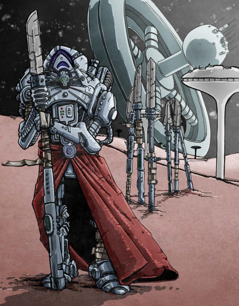 Seven of Swords -- Eli Neugeboren
